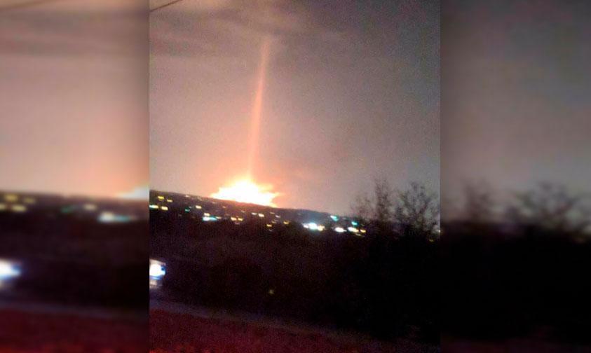 Photo of #VIDEOS Cae Meteorito En Detroit