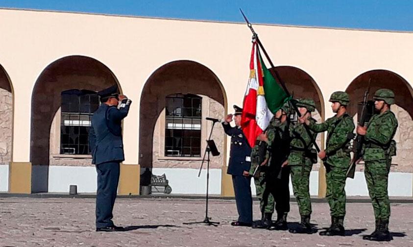 Photo of Rinde Protesta Nuevo Mando De La 21 Zona Militar Morelia