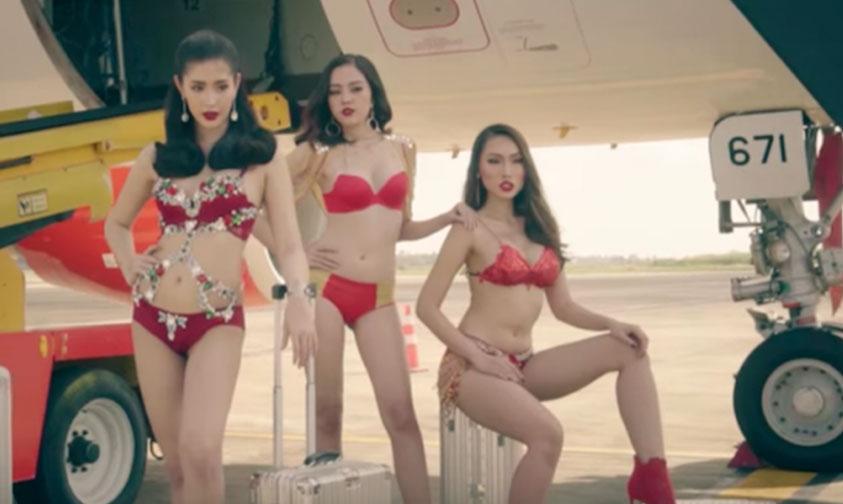 Photo of Aerolínea Usa Modelos En Bikini Para Mejorar Las Ventas (Video)