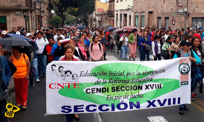 Salvador-Almanza-Hernández-CNTE-Michoacán