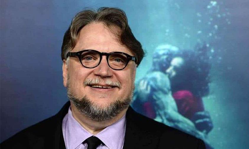 Guillermo del Toro BAFTA