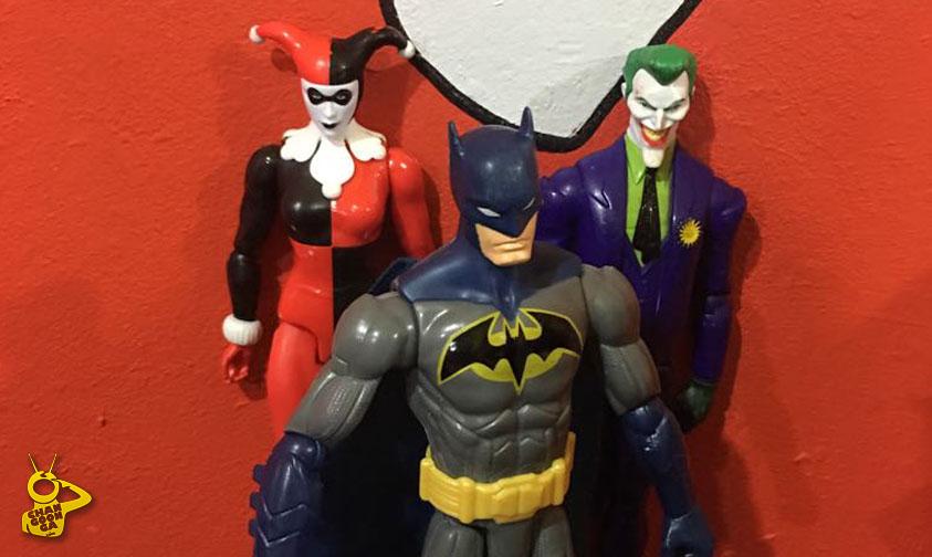 Juguetes Batman