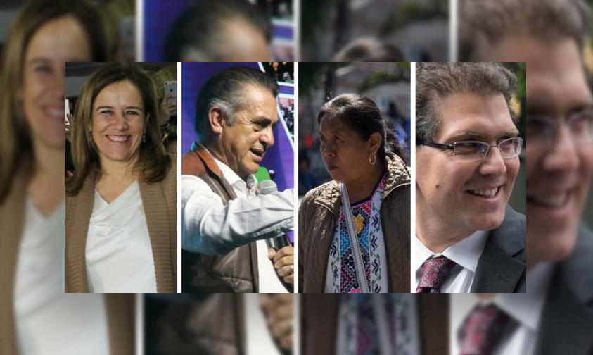 Photo of 'El Bronco', Zavala Y Ríos Piter Cumplen Con Requisitos, Marichuy Se Queda Fuera: INE