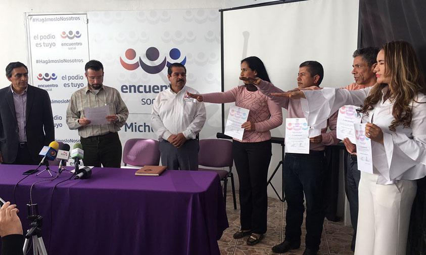 Photo of Personas Que Militaron En El PRI Y En Otros Partidos Llegarán A Integrar Filas Del PES