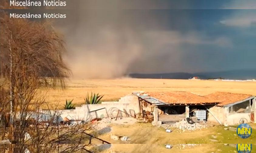 Tornado-Estado-de-México