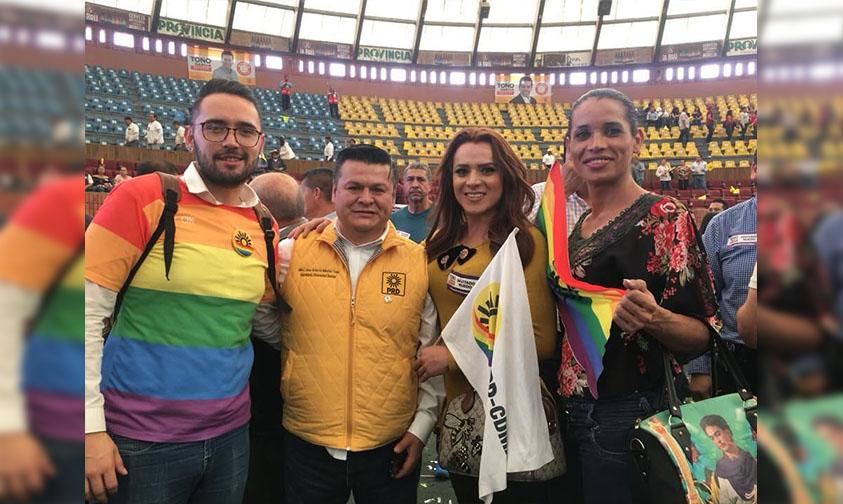 Photo of Sector Gay Del PRD Michoacán Exige Candidaturas