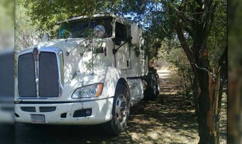 camión gasolina Morelia