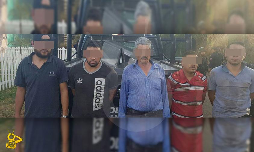 """Photo of Capturan A 5 En Villa Madero; Pueden Estar Involucrados En """"Levantamiento"""" De Polis"""