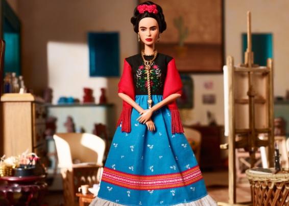 Photo of Mattel Lanza Su Barbie De Frida Kahlo
