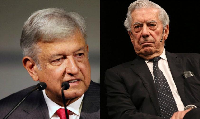 Photo of #VIDEO Responde AMLO A Vargas Llosa: Buen Escritor, Pero Mal Político