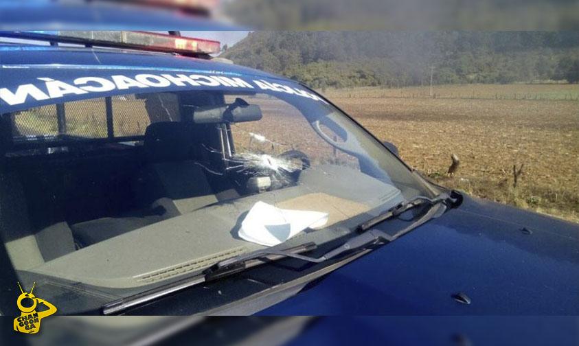 Photo of #Ario Gatilleros Disparan Contra Polis Michoacán, No Hubo Lesionados