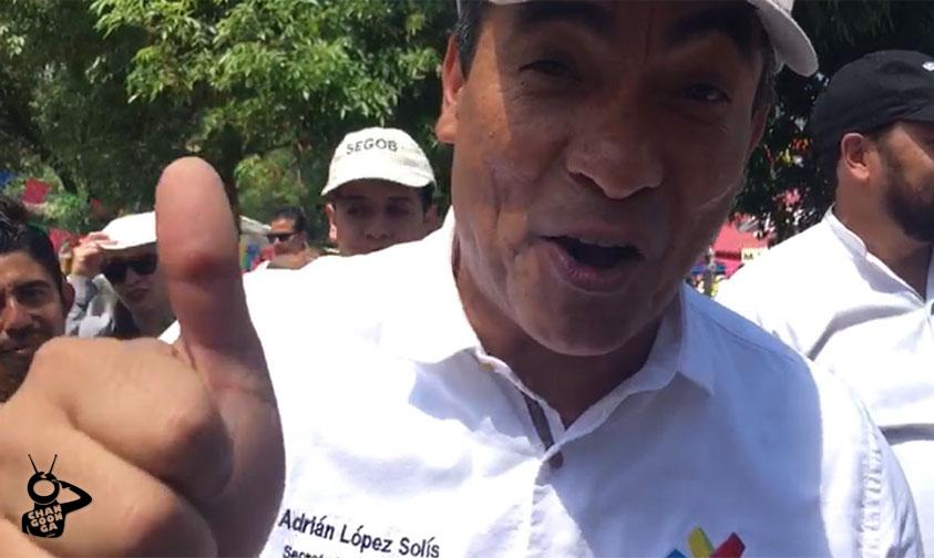 Photo of Nuevo Titular SEGOB Debe Ser Alguien Cercano Al Gobernador Y Que Lo Haga Mejor: Adrián López