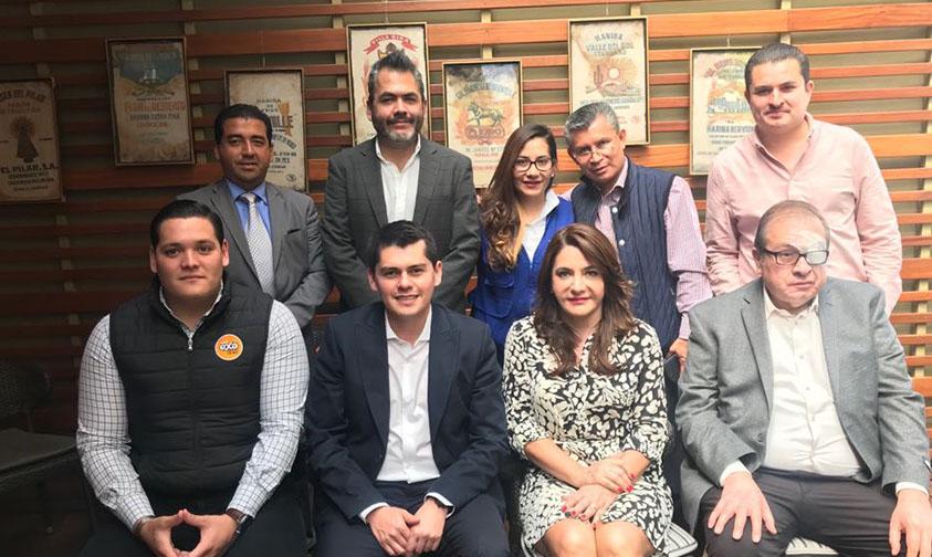 Photo of Se Reúne Alianza Multimedia Michoacán Con Antonio Ixtláhuac