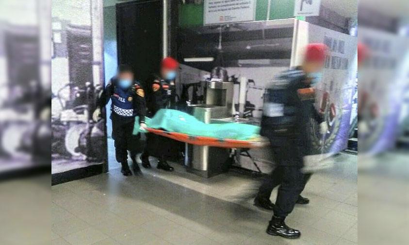 Photo of Muere Adulto Mayor Al Arrojarse Al Metro Estación Garibaldi