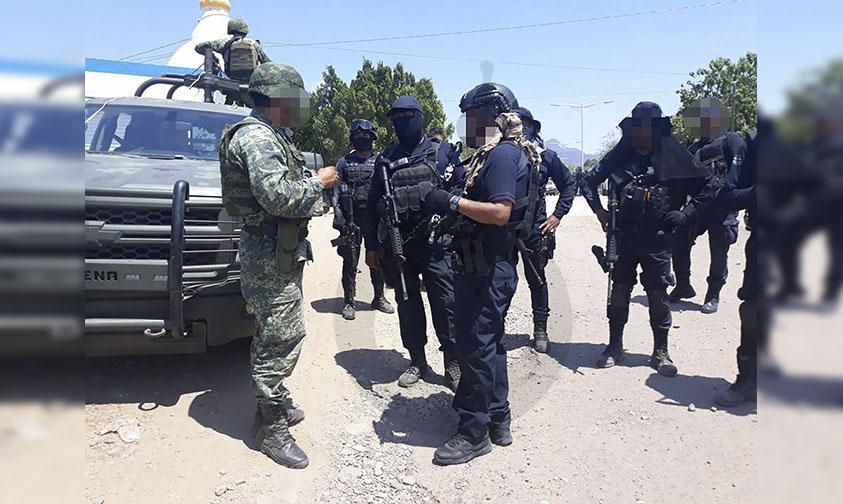 Photo of Polis Y Soldados Rescatan A Empresaria Restaurantera Que Había Sido Levantada En Buenavista