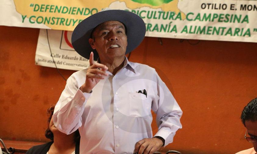 Photo of A Punto de Que Todo Paracho Se Niegue A Instalar Casillas Electorales: Abundio Marcos