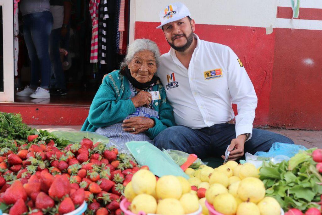 Photo of Con Programas Y Más Recursos Vamos A Generar Empleo En El Distrito 2: Mauricio Prieto