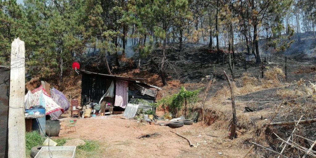Photo of Informa Gobierno Que Incendios Forestales En Uruapan Han Sido Controlados