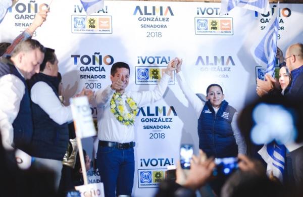 Photo of Con Megamitín En La Madero García Conejo Y Alma Mireya Mostrarán 'Músculo' Este Domingo