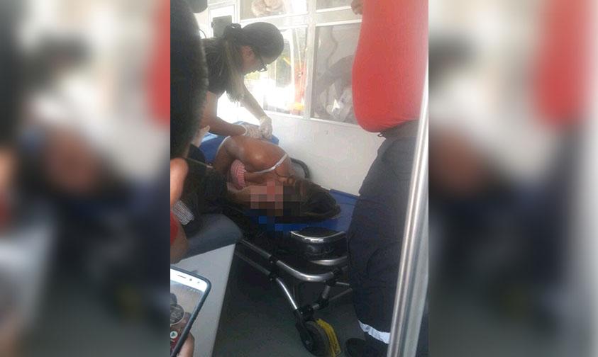 Photo of Apuñalan A Mujer Por Resistirse A Asalto En #Apatzingán