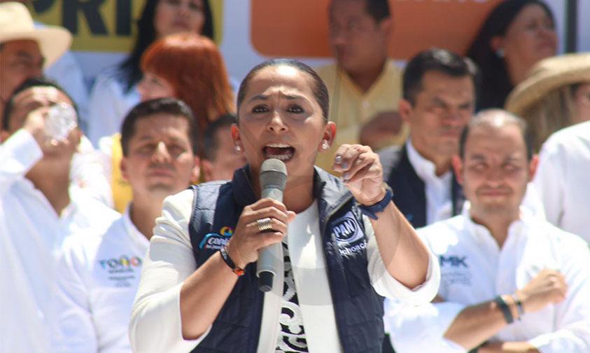 Photo of Quienes Sostienen Al Pueblo Michoacano Son las Mujeres: Alma González