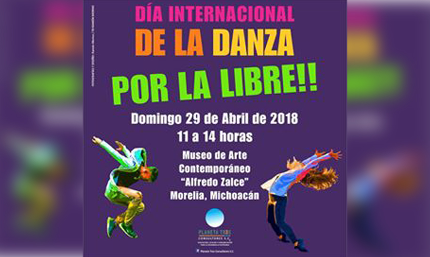 Photo of En Morelia Día Internacional De La Danza ¡Por La Libre!