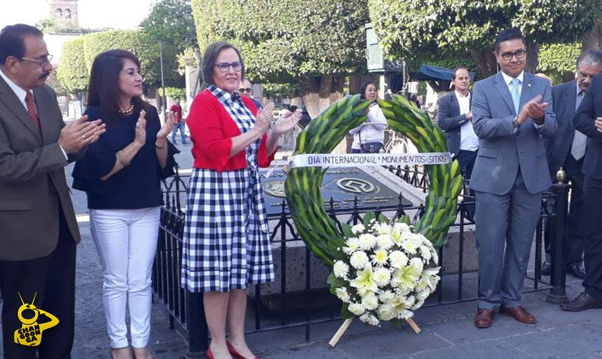 Photo of Jóvenes Deben Resguardar El Patrimonio Cultural De Morelia-Día Internacional De Los Monumentos