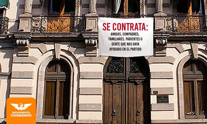 Javier Paredes trabajadores