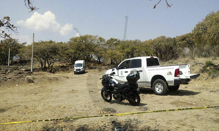 Photo of #Morelia Encuentran Cadáver De Mujer Asesinada En Ranchería Las Flores