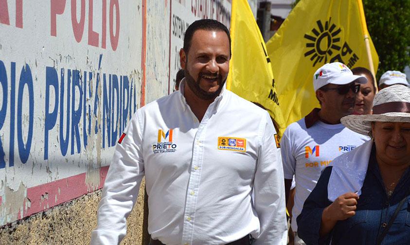 Photo of Arrasaremos En Los Municipios Del Distrito 2: Mauricio Prieto