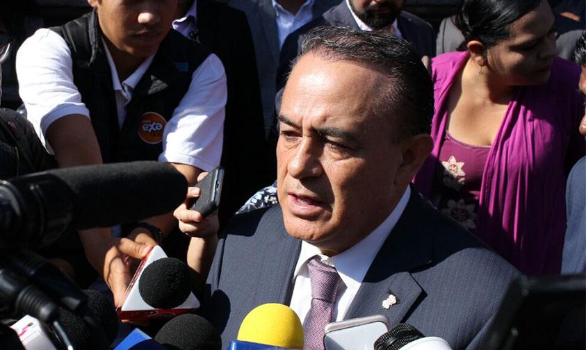 Pascual Sigala crimen organizado