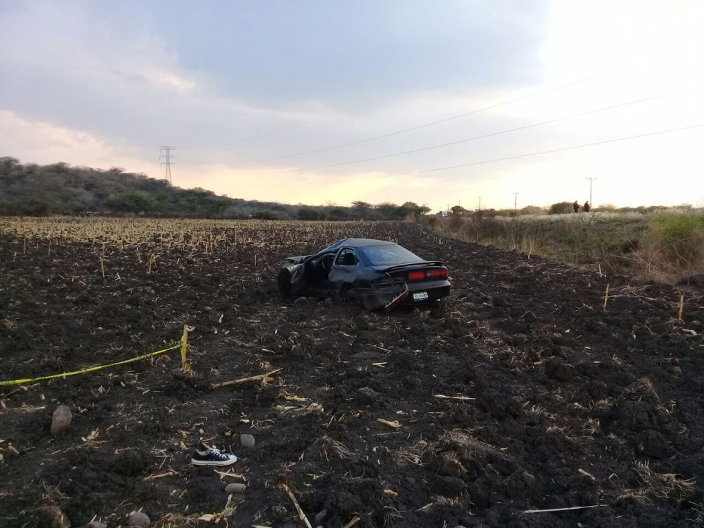 Photo of Accidente en La Curva Del Palmito en Numarán Deja Un Muerto