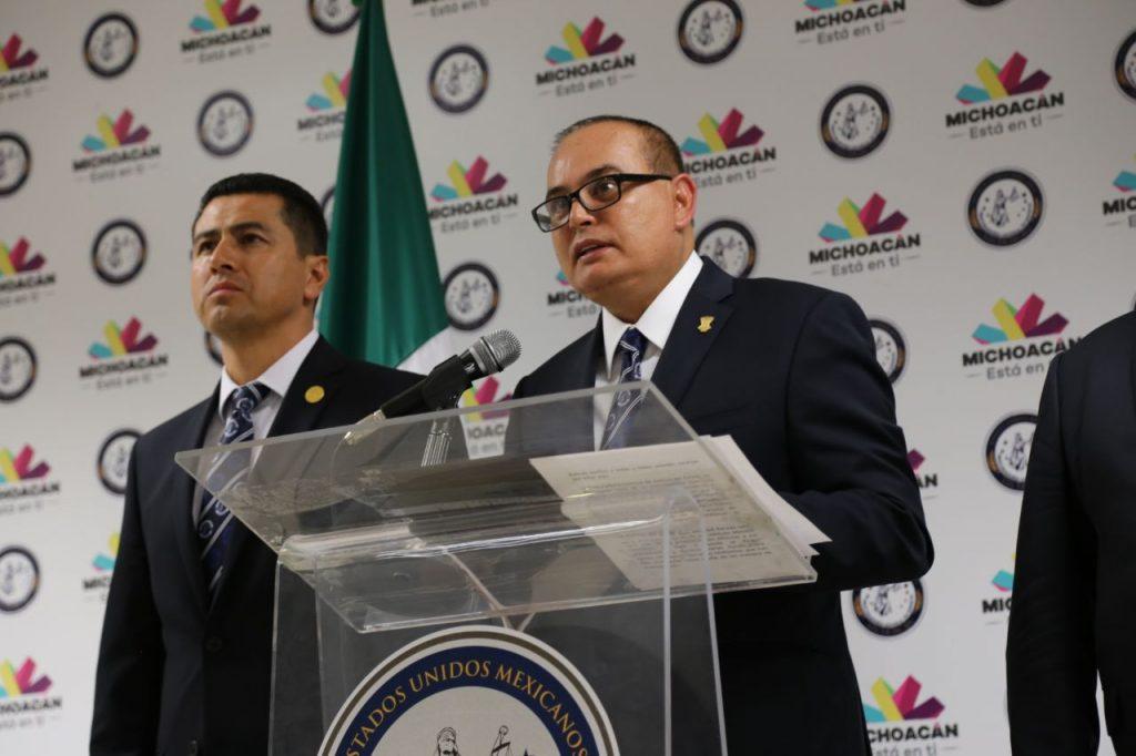 Photo of #Morelia Homicidio De Maribel No Fue Político: Procurador