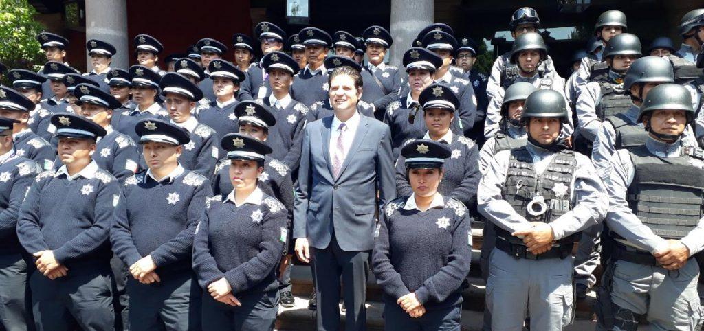 Photo of Pese A Homicidios Recientes Policía De Morelia No Se Unirá A Mando Único: Alfonso