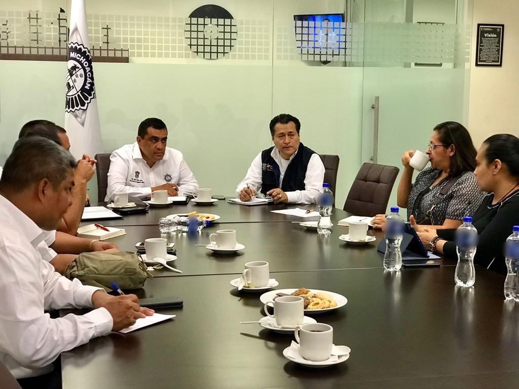 Photo of Coordinan SSP Y IEM Estrategia De Prevención Para Elecciones