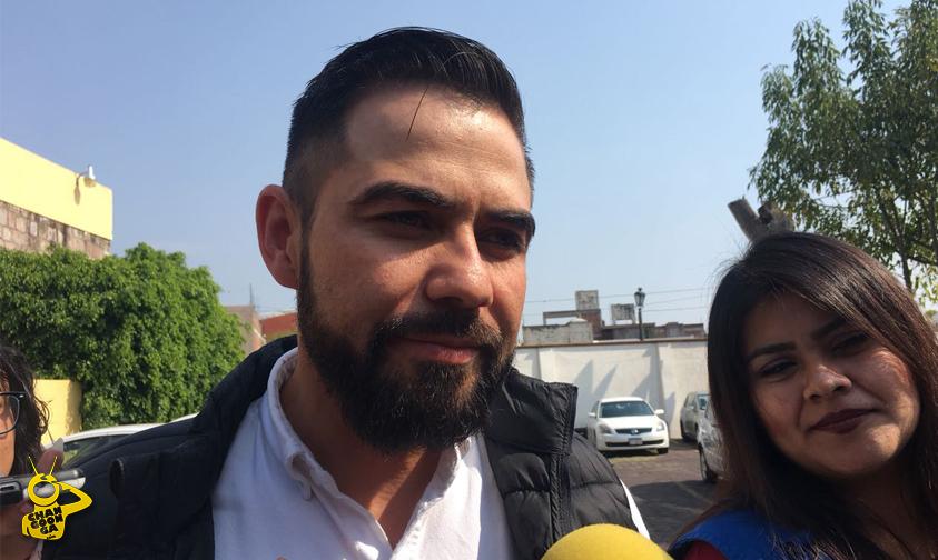 Photo of Candidatos Del PRD Son Amenazados Por Contrincantes Asegura El Secretario Estatal Del PRD