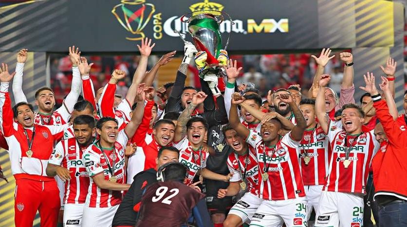 Photo of Con Ayuda Divina, Necaxa Ganó La Copa MX Frente A Diablos