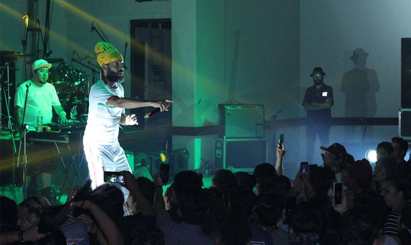 reggae Gondwana