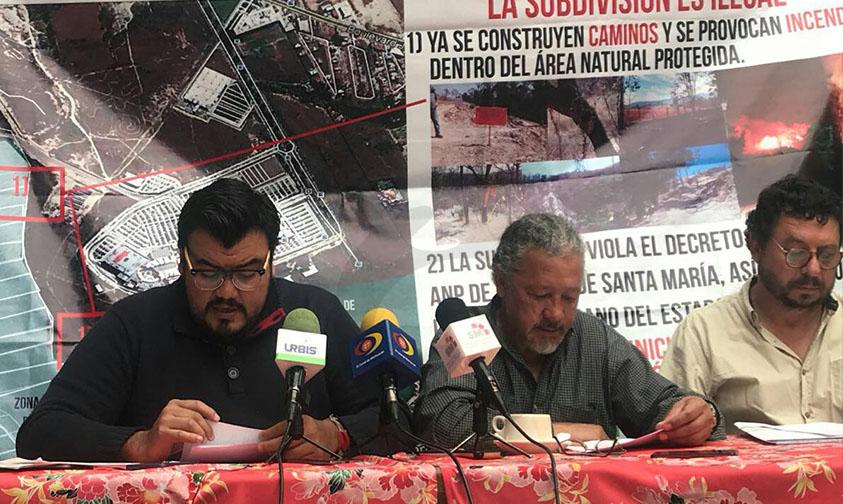 Photo of Ramal Camelinas Fue Autorizado Ilegalmente: Ambientalistas