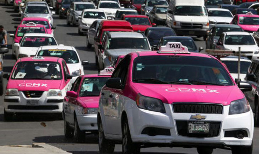 Photo of #CDMX Habría Comisión A Usuarios Por Nueva Forma De Cobro En Taxis