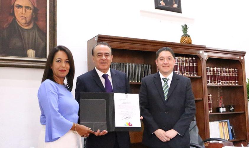 Photo of #Michoacán Esposa De Exsecretario De Gobierno Es La Nueva Titular Del Registro Civil