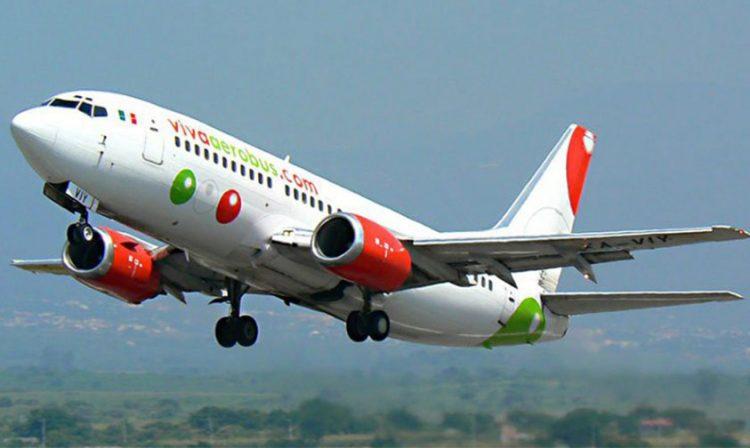 vuelo Morelia Monterrey Viva Aerobús