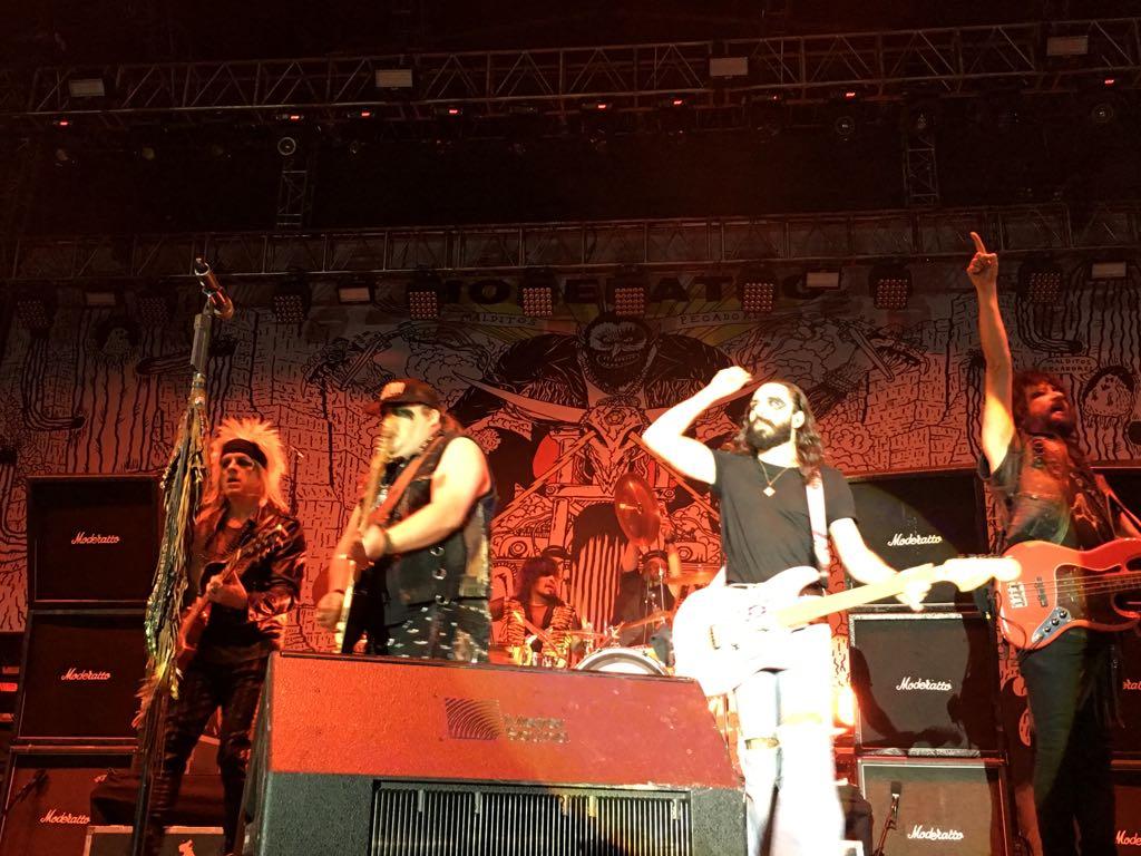 Photo of Moderatto Pone A Rockear Esta Noche A La #Expofiesta Michoacán