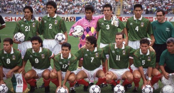 Photo of De Mal En Pior: México Queda Fuera De La Copa América