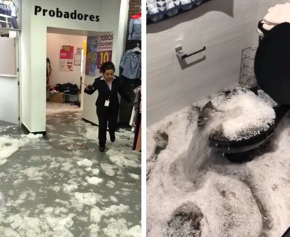 Photo of #Morelia Se Salió El Agua De Inodoros En Algunas Casas Y Suburbia Inundado También