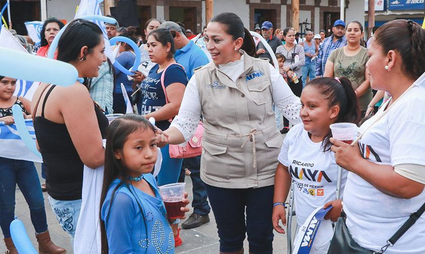 Photo of Las Palabras Convencen Pero Los Testimonios Arrasan: Alma Mireya González