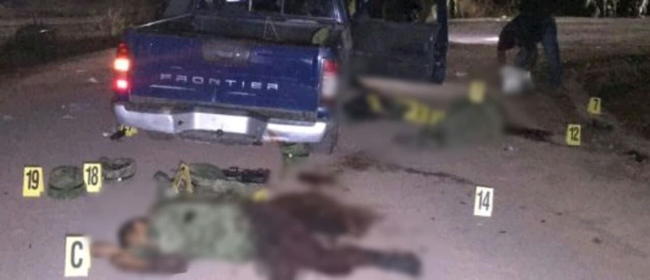 Photo of Emboscan Y Matan A 3 Militares En Coyuca Guerrero