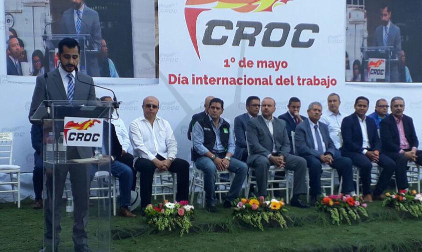 Photo of Gobierno Busca Desaparecer Sindicatos: CROC