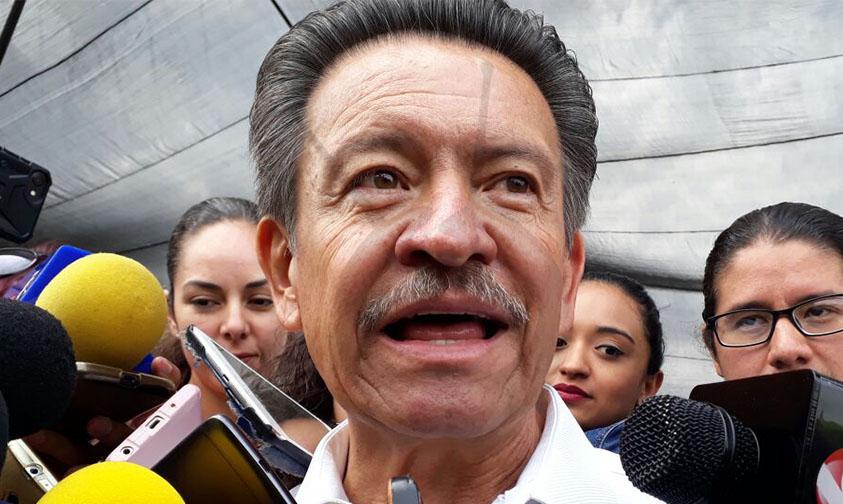 Carlos Navarrete Ruíz aniversario PRD