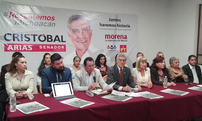 """Photo of Policías """"Obesos Y Drogadictos"""" Ya No Pasaran Filtros: Cristóbal Arias"""